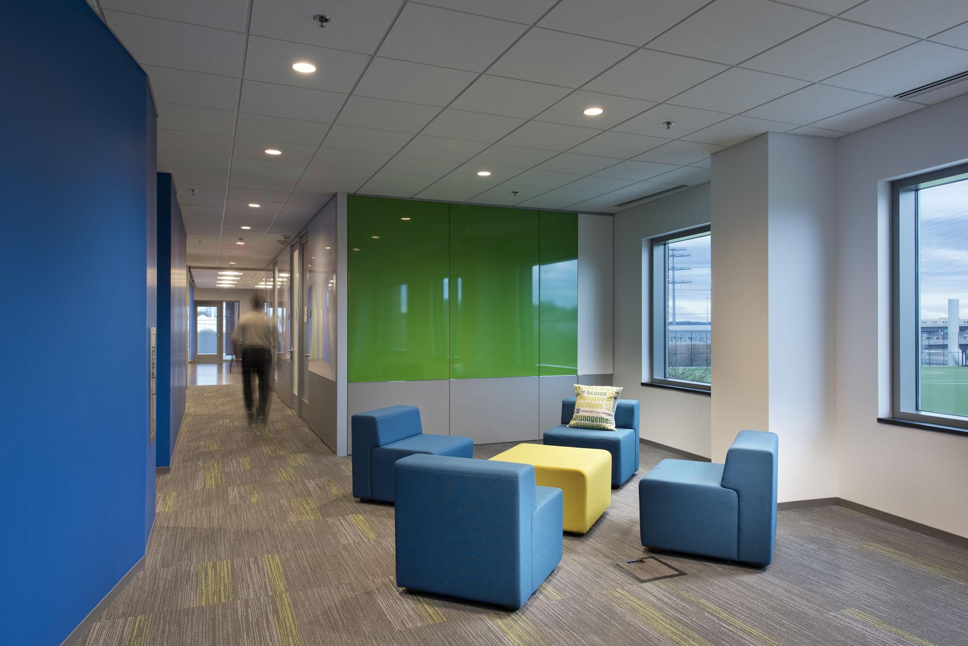 arenew environmental center - Environmental Interior Design